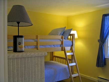 Vineyard Haven Martha's Vineyard vacation rental - Bunk Bedroom View