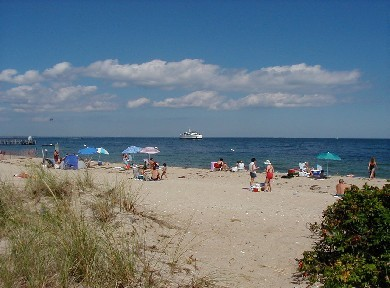 Oak Bluffs Martha's Vineyard vacation rental - Walk to the Beach