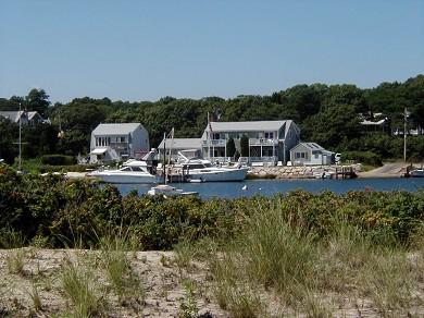 Oak Bluffs Martha's Vineyard vacation rental - Condo viewed from the Beach