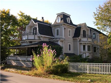Oak Bluffs, Historic Copeland District Martha's Vineyard vacation rental - Exterior view of home
