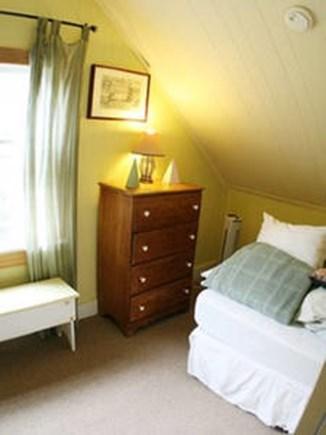 Vineyard Haven, Tisbury Martha's Vineyard vacation rental - Bedroom has two full beds