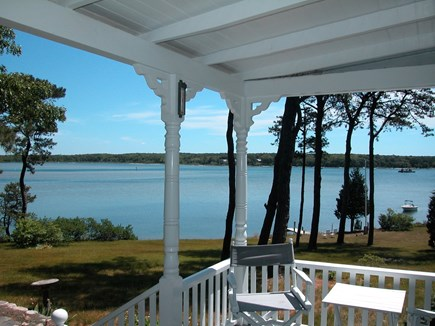 Vineyard Haven Martha's Vineyard vacation rental - This view never gets old....morning, noon, evening, rain or shine