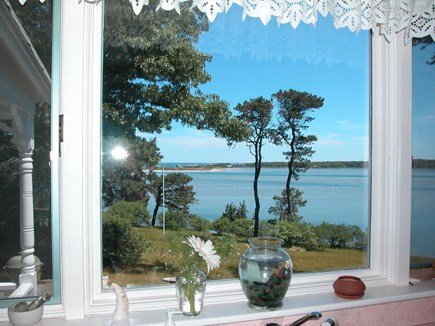 Vineyard Haven Martha's Vineyard vacation rental - Not a bad view if you get to do the dishes
