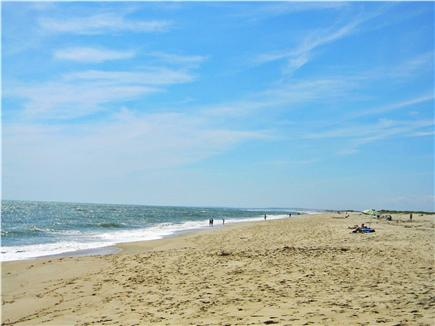 Katama - Edgartown, Edgartown Martha's Vineyard vacation rental - South Beach 1/2 mile short walk or bike ride from the house