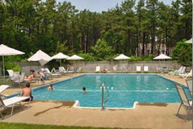 Vineyard Haven Martha's Vineyard vacation rental - Association Pool