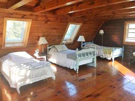 Chappaquiddick, Edgartown Martha's Vineyard vacation rental - Upstairs dormer bedroom in second building