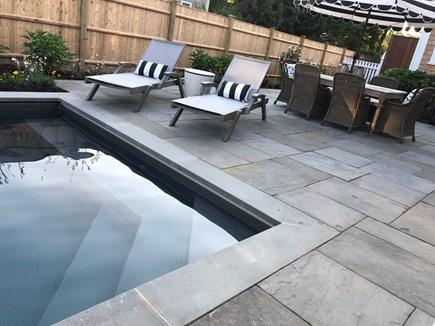 In Town Edgartown Martha's Vineyard vacation rental - Pool/patio