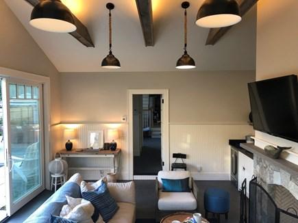 In Town Edgartown Martha's Vineyard vacation rental - Sunroom