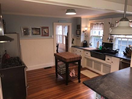 In Town Edgartown Martha's Vineyard vacation rental - Kitchen