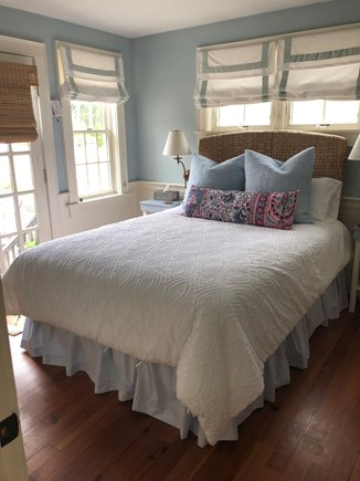 In Town Edgartown Martha's Vineyard vacation rental - 1st Floor Bedroom with Queen Bed