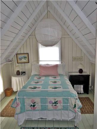 Oak Bluffs Martha's Vineyard vacation rental - Quiet back bedroom, windows on three sides