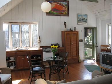 Edgartown Martha's Vineyard vacation rental - Studio entrance