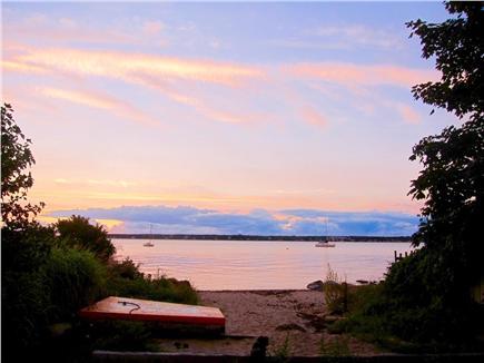 Vineyard Haven Martha's Vineyard vacation rental - A five-minute walk to quiet Grove Avenue beach