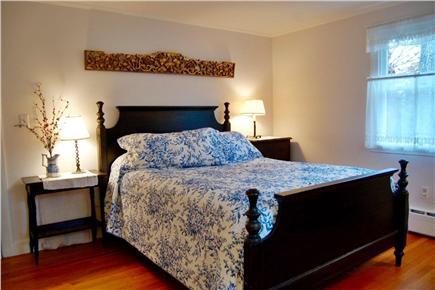 Vineyard Haven Martha's Vineyard vacation rental - Master bedroom (queen)