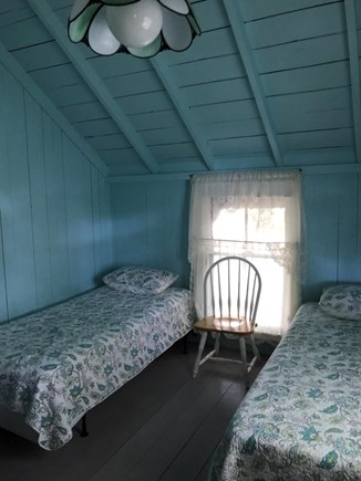 Oak Bluffs Martha's Vineyard vacation rental - 1st Twin Bedroom 2 of 5 - 2nd Floor