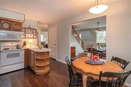 Edgartown Martha's Vineyard vacation rental - Fully equipped eat-in kitchen.