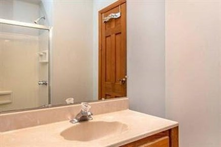 Edgartown Martha's Vineyard vacation rental - Upstairs full bath and shower.
