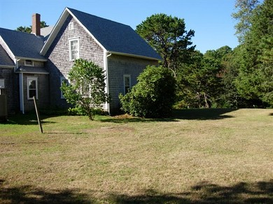 West Tisbury Martha's Vineyard vacation rental - Other side of the house