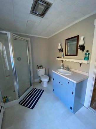 West Tisbury Martha's Vineyard vacation rental - Downstairs Bathroom