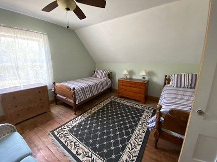 West Tisbury Martha's Vineyard vacation rental - 2 Twin Bedroom