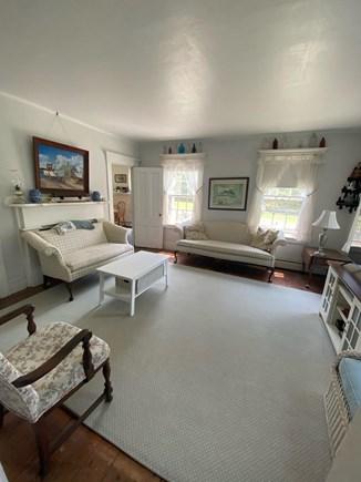 West Tisbury Martha's Vineyard vacation rental - Living Room