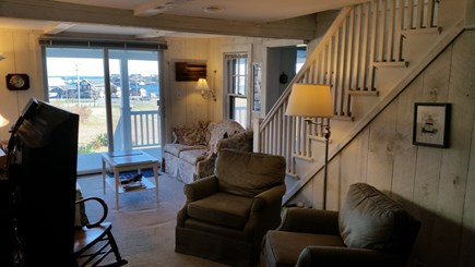 Oak Bluffs Martha's Vineyard vacation rental - Living Room and View