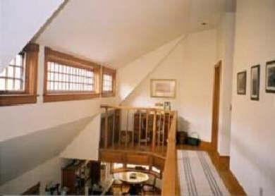 West Tisbury - Lamberts Cove a Martha's Vineyard vacation rental - Balcony to loft and upstairs bedrooms