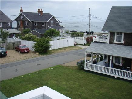 Oak Bluffs Martha's Vineyard vacation rental - View from the balcony on the east side
