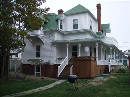 Oak Bluffs Martha's Vineyard vacation rental - Rear view of house