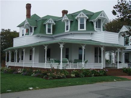 Oak Bluffs Martha's Vineyard vacation rental - 10 Samoset Avenue...street view