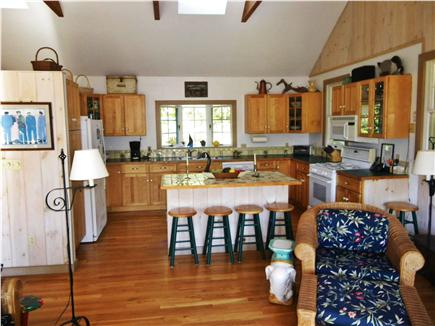 Off Middle Road, Chilmark Martha's Vineyard vacation rental - Fully equipped kitchen