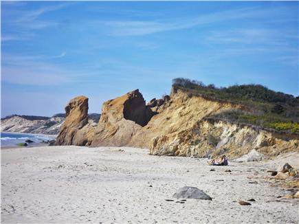 Chilmark Martha's Vineyard vacation rental - Easy access to stunning Lucy Vincent Beach via our canoe