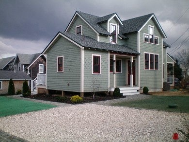 Oak Bluffs Martha's Vineyard vacation rental - Off street parking for 2