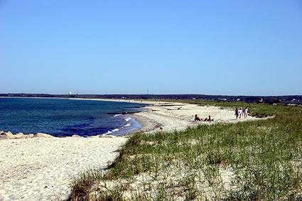 Oak Bluffs Martha's Vineyard vacation rental - Miles of State Beach await