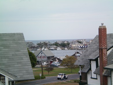 Oak Bluffs Martha's Vineyard vacation rental - View of Oak Bluffs Harbor