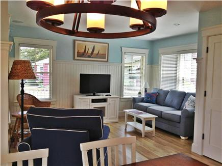 Oak Bluffs Martha's Vineyard vacation rental - Comfortable Living Room with flat screen TV