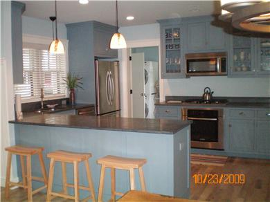 Oak Bluffs Martha's Vineyard vacation rental - Kitchen with new Appliances