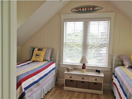 Oak Bluffs Martha's Vineyard vacation rental - Second Bedroom with 2 Twin Beds
