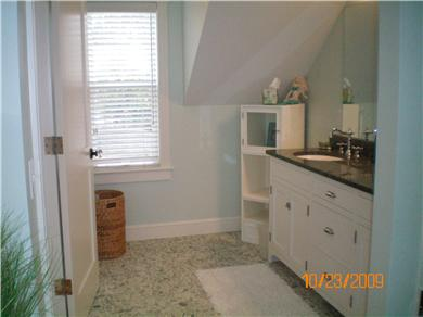 Oak Bluffs Martha's Vineyard vacation rental - Large Bathroom with double sinks