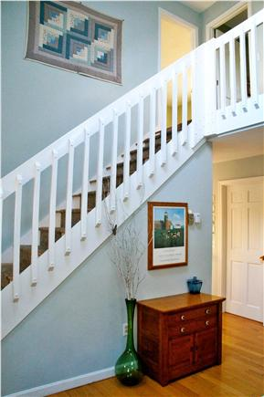 Katama - Edgartown, Edgartown Martha's Vineyard vacation rental - Staircase
