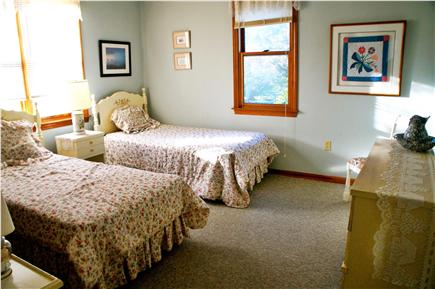 Katama - Edgartown, Edgartown Martha's Vineyard vacation rental - Third bedroom downstairs