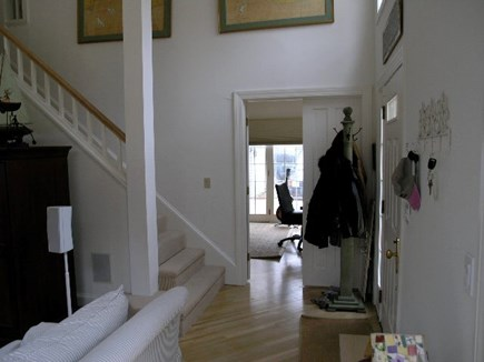 Vineyard Haven Martha's Vineyard vacation rental - The den off the LR features additional sleeping