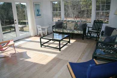 Katama - Edgartown, Edgartown,Katama    1.5 miles  Martha's Vineyard vacation rental - Family room