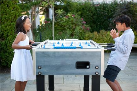 Edgartown Martha's Vineyard vacation rental - Enjoy all of our lawn games and activities!