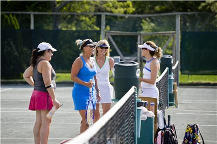 Edgartown Martha's Vineyard vacation rental - Complimentary use of our tennis courts