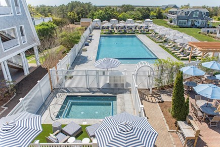 Edgartown Martha's Vineyard vacation rental - Enjoy complimentary use of our pool at The Winnetu
