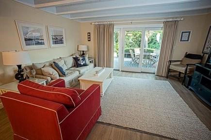 Edgartown Martha's Vineyard vacation rental - Living Room area