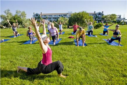 Edgartown Martha's Vineyard vacation rental - Complimentary Yoga classes & Fitness Center