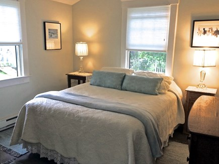 Vineyard Haven Martha's Vineyard vacation rental - Martha's Vineyard Rental Master Bedroom