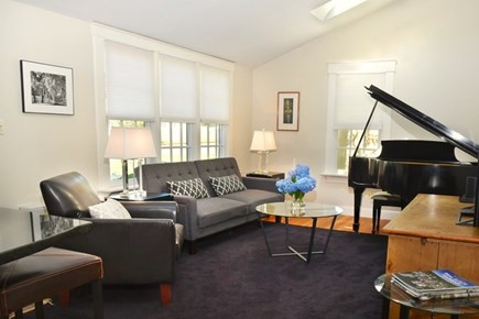 Vineyard Haven Martha's Vineyard vacation rental - Sunny Living Area